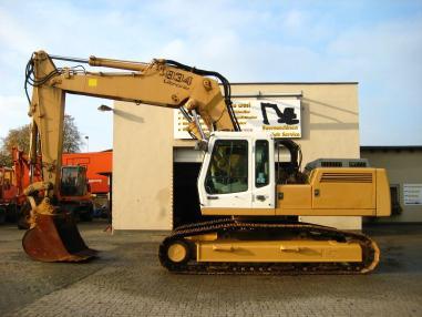 Excavadora de cadenas - Liebherr R 934 Litronic HDS
