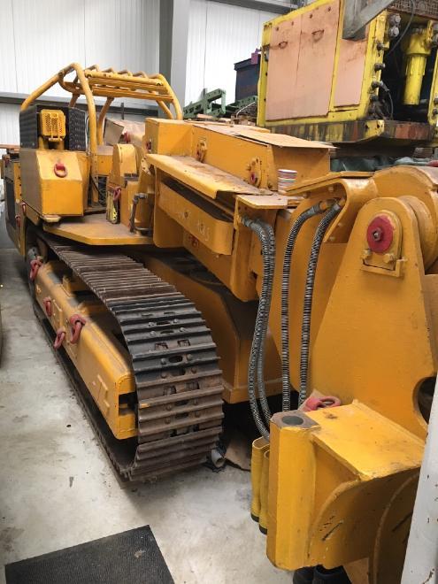 Deilmann Haniel Mining Systems side dump loadeG211