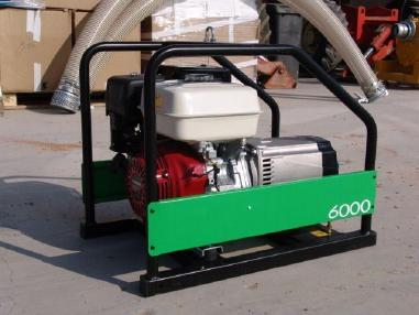 发电机 - Honda GP6000