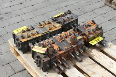 Steuerblock / Ventil - Atlas AB 1302 / AB 1500