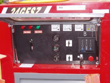 Разное - Matec Genset BF-S-24 GFSZ automatic