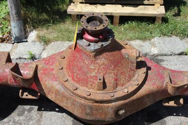 Achsen - Magirus Deutz 130M