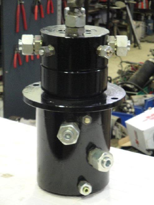 O&K Drehdurchführung / Rotor