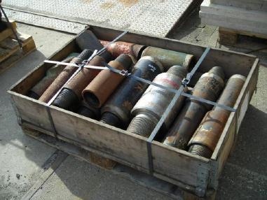 Accesorios - Sandvik Drilling bits