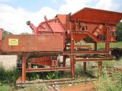 Boehringer RC 16 Impact crushers / Percussion mills