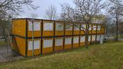 Containeranlage 20-fach