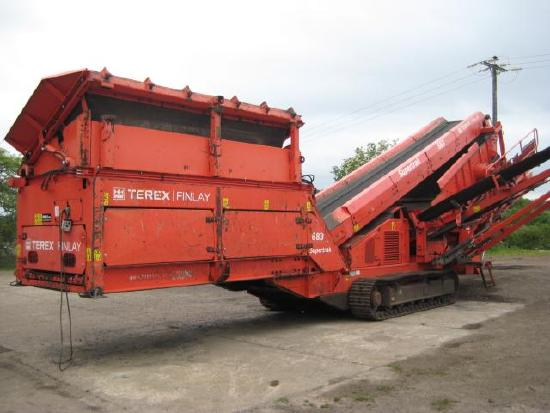 Finlay 683 Supertrack