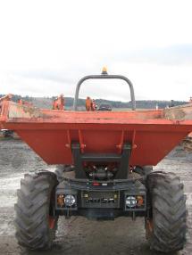 铰接式自卸车 - Ausa Dumper D 600APG