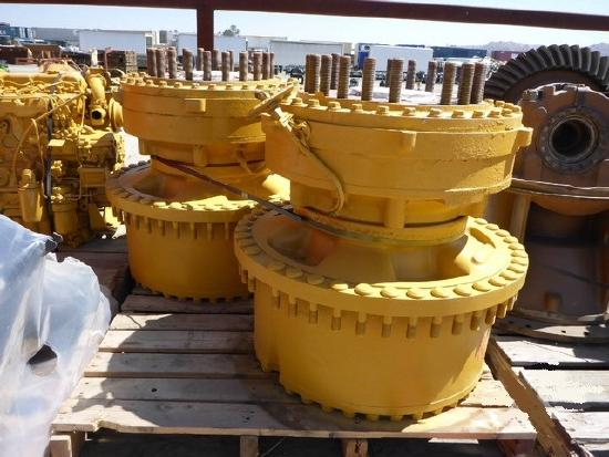 Caterpillar 988B, 988F, 834B, 836C final drives with brakes