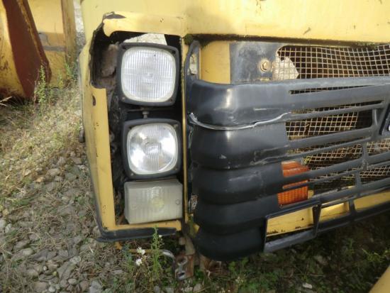 Caterpillar 735 AWR00399 COFANO E GRIGLIA