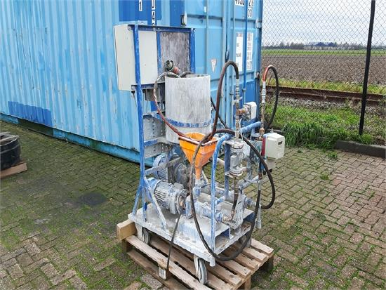 C23B & C21B progressive Cavity Pumps plant set