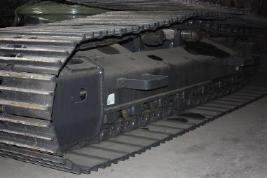 Tracked excavator - Caterpillar Unterwagen undercarriage