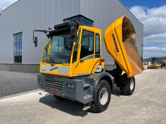 Bergmann 3009R with rotating tipping body