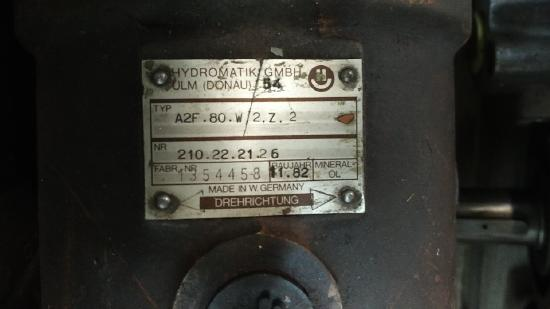 Rexroth A2F80W2Z2