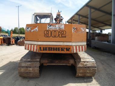 Excavator cu lanţ - Liebherr Liebherr R902LC