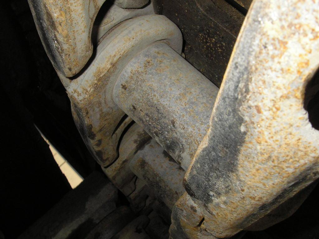 Tracked excavator - Caterpillar 345BLME _ 2005