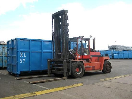Kalmar DCD 150-12 Forklift Diesel Stapler