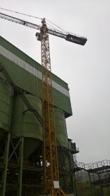 gornje okretne platforme - Wolff WK 5015 FL mit FU; 90 tm [2125000516]