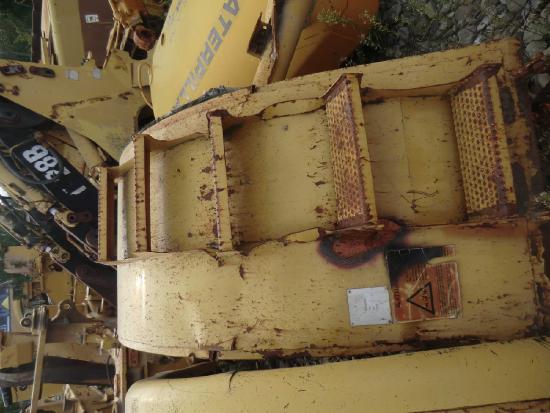 Caterpillar 735 AWR00399 PARAFANGO ANTERIORE DESTRO E