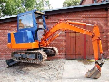 Miniexcavator - Kubota KH60 Minibagger excavator 3to. Hammerhydraulik