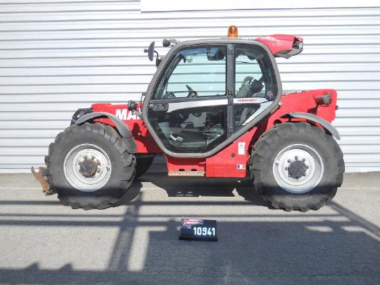 Manitou MLT 735 120 LSU PS CL SEE3