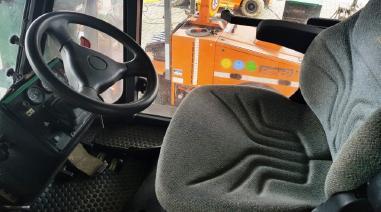 Çim biçme makinesi - Ransomes Profesional Parkway  2250 4wd diesel