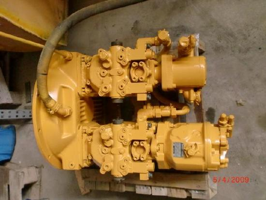 Linde BPV 50 Liebherr PR 712,PR722,PR 732