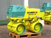 Rammax Grabenwalze RAMMAX RW 1504 HF - 850 mm