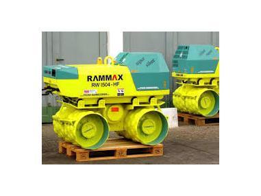 valjak za rovove - Rammax Grabenwalze RAMMAX RW 1504 HF - 850 mm