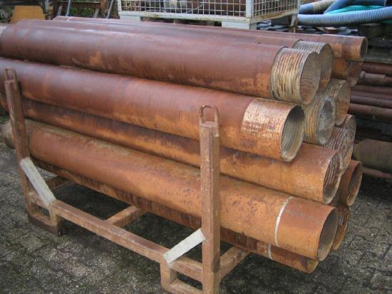 Agbo AUSSENROHRE, D. 219, 178, 168 und 159mm CASING PIPES