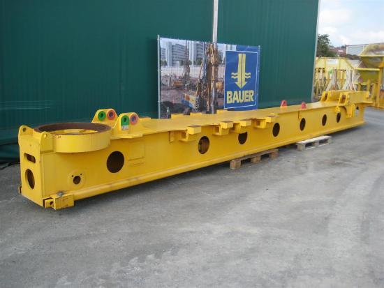 Bauer Mastunterteil / Mast lower section 600 x 8800 mm