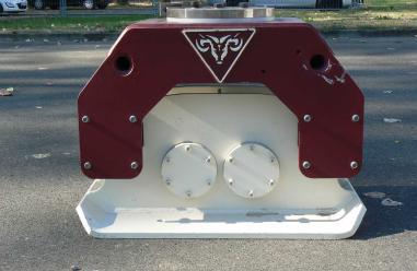Trivella - Hydraram HC-1500 | 1150 kg | 22 ~ 38 t. | Neu!!