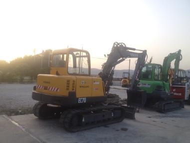 Mini excavator - Volvo EC70