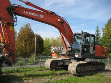 Tracked excavator - Hitachi ZX250 LCN-3