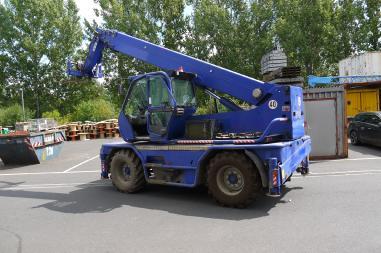 Ładowarka teleskopowa - Merlo Roto45.21MCSS