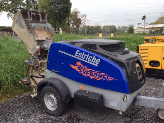 Brinkmann Estrichboy 450 ES Blue Power
