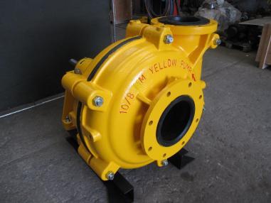 Naběrací kolečko - Warman New Yellow Pumps.
