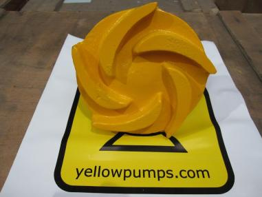 Dompelpomp - Warman Yellow Sump Pumps.