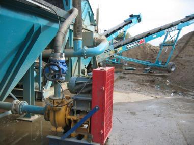 Maszyna do budowy tuneli - Warman New Yellow Pumps.