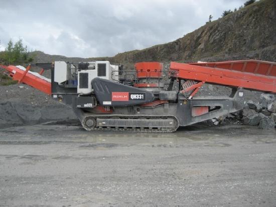 Sandvik QH331 Cone