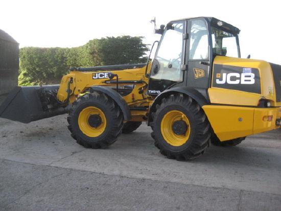 JCB TM310s