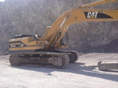 Rupsgraafmachine - Caterpillar 330 LN ME