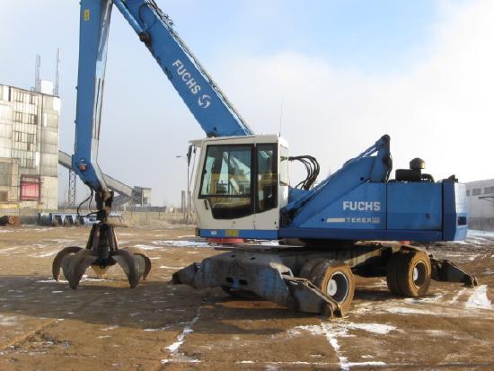 Fuchs MHL 340
