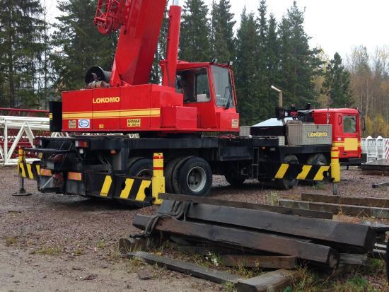 Lokomo 353(50ton)30m(hydraulik)+6m(mekanik)+14m+2-hooks