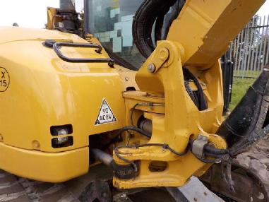 Minigraafmachine - Caterpillar 308DCR