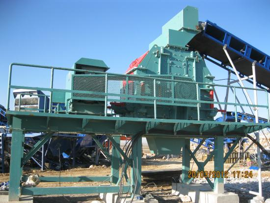 ETM-AK1010 ETM 100  TERTIARY CRUSHER