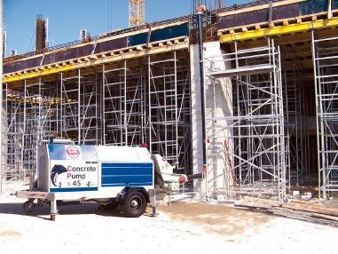 Pompa cemento - rimorchio - Elkon ELKOPOMP S60 (NEW)