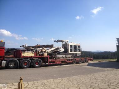 隧道施工机械 - Deilmann Haniel Boomer BTRL 2-386GV