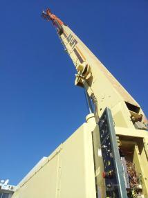 Mafsallı / teleskopik platform - JLG 120HX