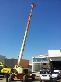 Telescopic lift - JLG 120HX